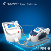 Most economic portable 808nm diode laser hair removal device easy to move for beauty salon