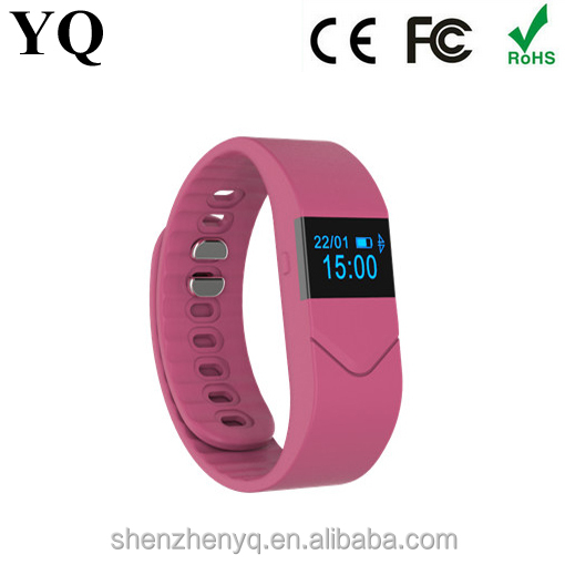 Wireless Bluetooth Blood Oygen Blood Pressure M5 Smart Bracelet liking fitbit charge hr free samples