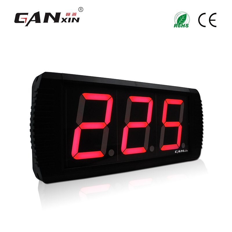 Ganxin 2019 led 365 day count down, digital prayer counter