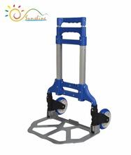 New moving stair climbing hand truck folding hand cart dolly 80kgs