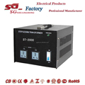 ST 2000W Power Usage and Toroidal Coil Structure Step up and down transformer