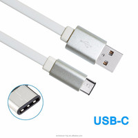 2017 Trending products high quality fast charging magnetic vention new design super speed data charging usb 3.0 type c cable