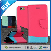 C&T Customized new stylish wallet leather mobile phone case for iphone6/6s
