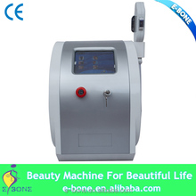 hair removal Bipolar RF Water cycle refrigeration e light ipl machine