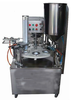 Rotary coffee cup filling and sealing machine