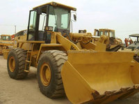 Caterpillar Used Wheel Loader Pre-Shipment Inspection Service in Shanghai / Luxiberg Third Party Inspection Company