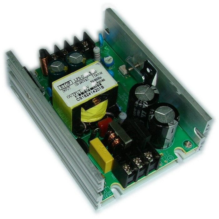 ETOP 120-180W pcb power supply 230 ac to 24v dc 6a for stage light