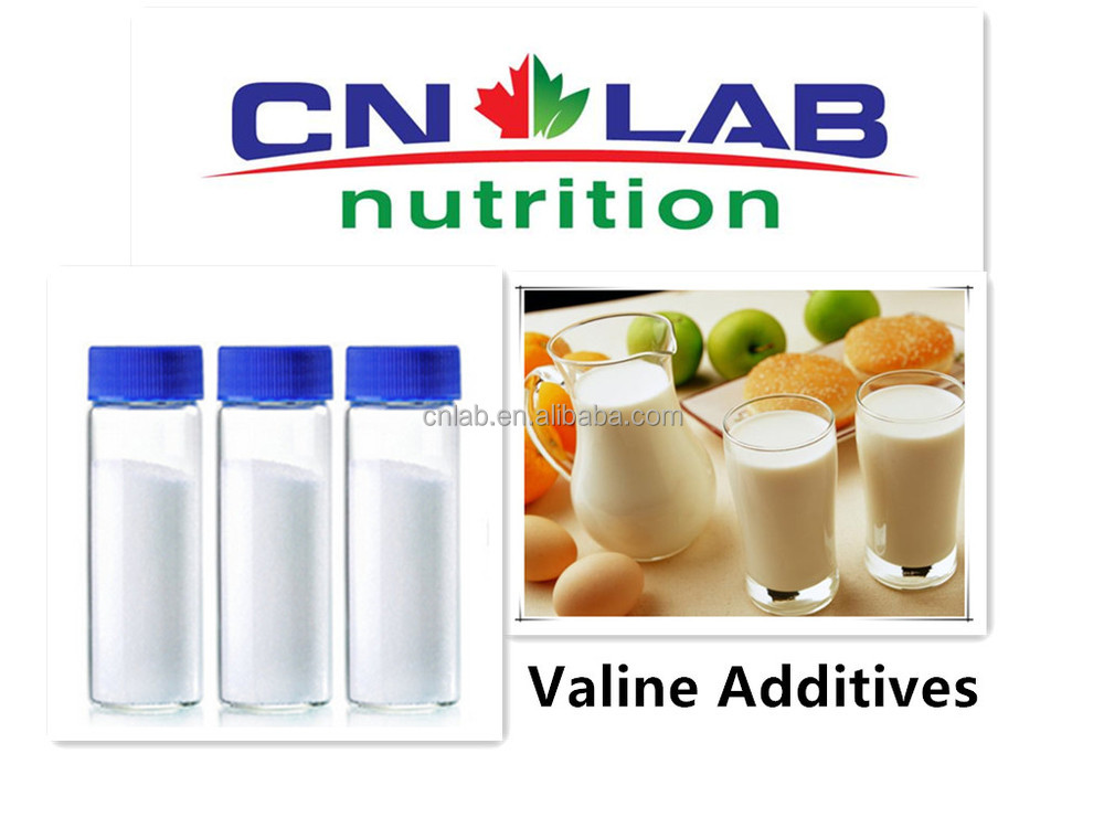 Factory Supply Food Additives Valine for Enhancing Food Flavour for Cheese and Bread