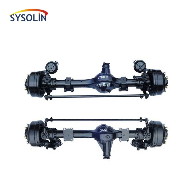 China manufacturer 2017 Automobile truck trailer front drive steer <strong>axle</strong>