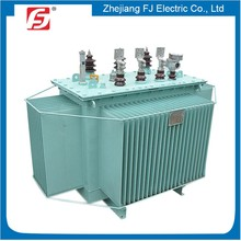 Energy Saving Good Performance Copper Coil Three Phase Mineral Oil 300KVA Power Transformer
