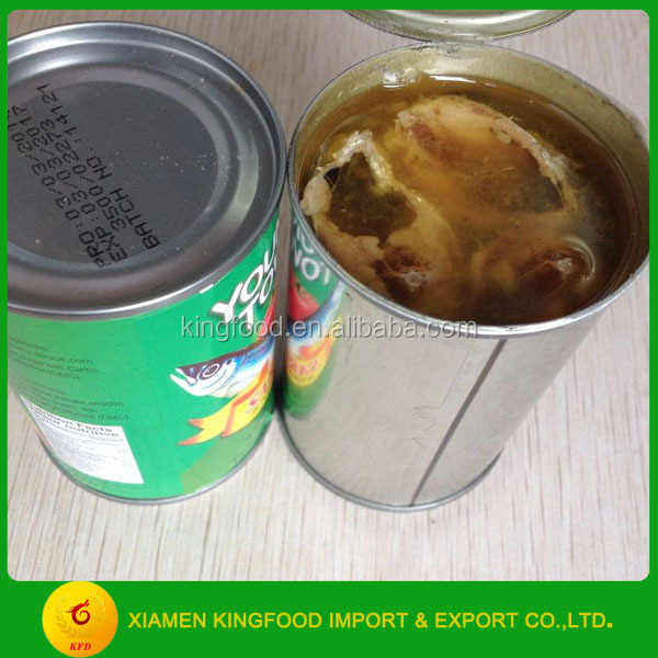 All Kinds of Canned Foods List Factory