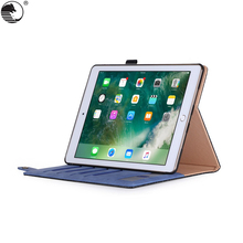 New PU tablet case Leather Flip Stand Cover For iPad Pro 10.5