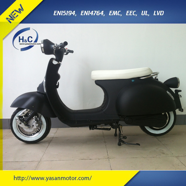 Best Selling electric moped scooter e motorcycle motorised scooter for adults