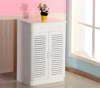 Contracted Fashion Entrance Solid Wood Shoe Cabinet - Buy Modern ...