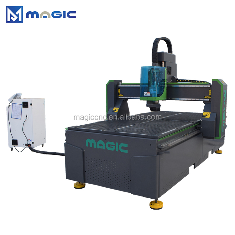 Factory direct supply 1325 T-slot table milling woodworking cnc router