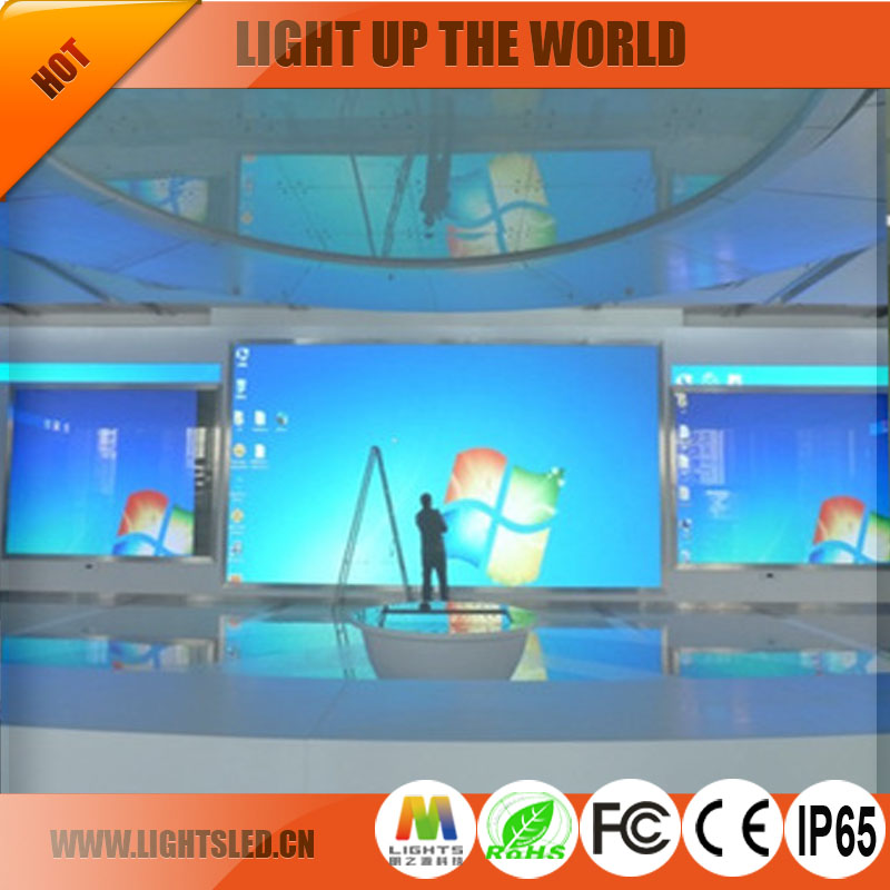 Indoor P2.5 P3.75 P4 P5 P6 Outdoor P6.25 P8 P10 Screen Slim LED Display Panel for Advertising