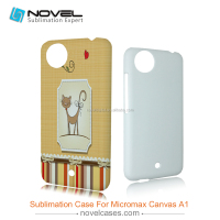 Printable diy blank phone cover for Micromax Canvas A1