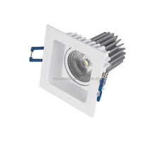 Adjustable Dimmable Round Square 9w 11w 15w LED Downlight