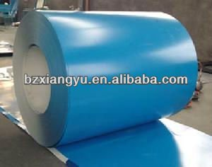 China pre-painted aluminium coil/pre-coated galvanised sheets/precoated metal roofing sheets