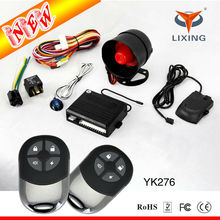 Lastest friendly Service magicar car alarm made in China