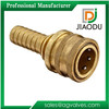 Bottom price promotional quick coupling hose connectors brass