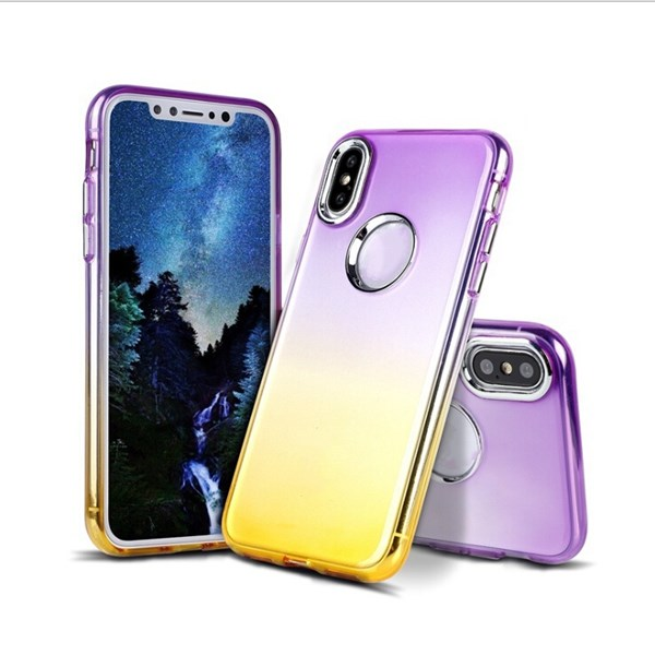 silicon case for iPhone X smartphone cover,mobile phone shell,cell phone case for iPhone X