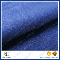 2015 high quality 100% cotton denim jeans fabric wholesale