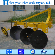 High quality farm machinery tractor pto driven disc plough/harrow for sale