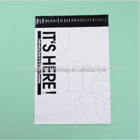 customized pricing custom made top quality heat seal screen print custom poly mailer