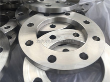 DIN 2501 PN10 forged pipe fitting slip on plate flange