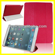 red belk Ultra Slim Smart Magnetic trifolding pu Leather Case Cover For New Apple iPad 5 Air 2013