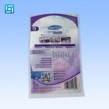 China factory cheap price plastic opp cpp bag aluminum foil 100% biodegradable plastic bags