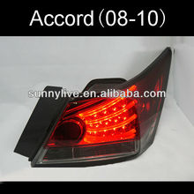 2008-2012 Year For HONDA For Accord LED Rear Lights Taillights SN