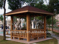hot sales!!! safety wpc pergola