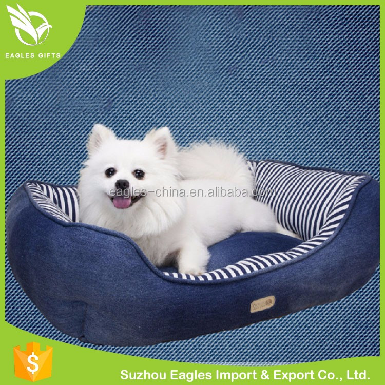 Comfortable And Soft High Quality Plush Dog Sofa Bed