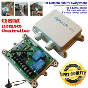 GSM remote control box ( GSM-AUTO Teaching type)