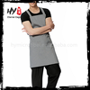 Personal design promotion reuseable garden kitchen apron with high quality