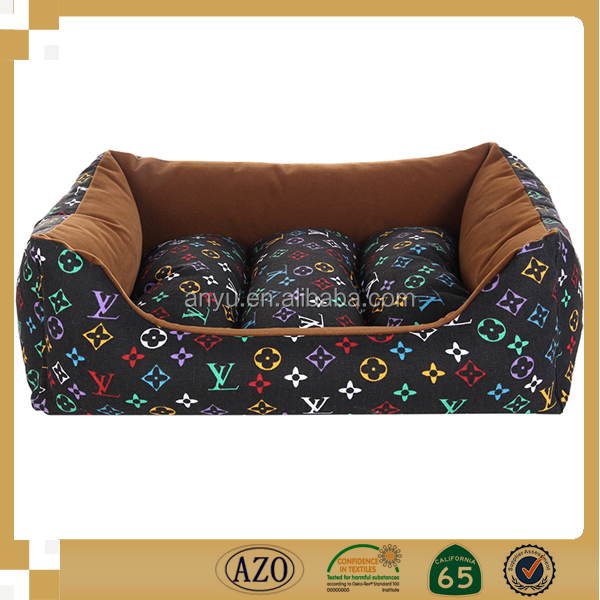 Factory Direct Sales Super Soft Luxury Pet Bed Dog Bed