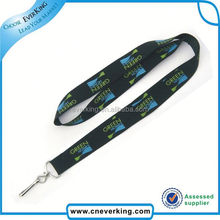 factory direct sale cheap silk screen printed basketball lanyard nice design