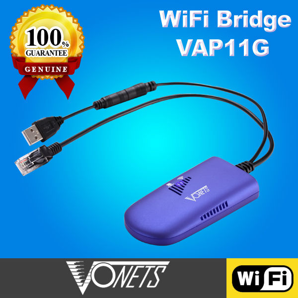 VONETS VAP11G Wireless dongle for dreambox/ipcamera/xbox