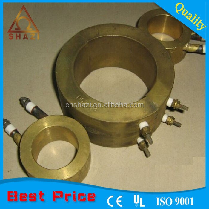 Cast In Copper Heater Element