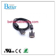 Newest best sell elbow vga cable
