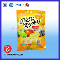 NO. 921 plastic food packaging bag for dried fruit