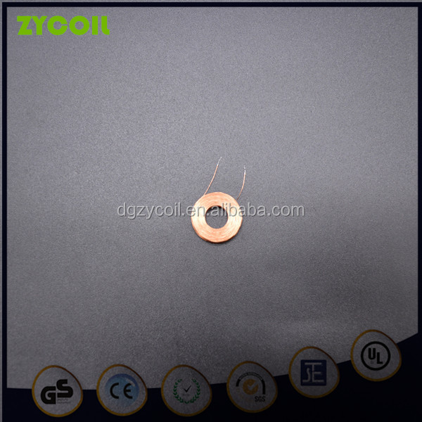 Air Micro Motor Miniature Electromagnetics With Thin Copper Wire