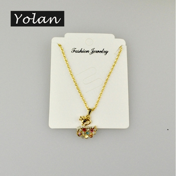 professional wholesale PP necklace card