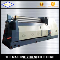 4-roller rolling machine with highly artificial