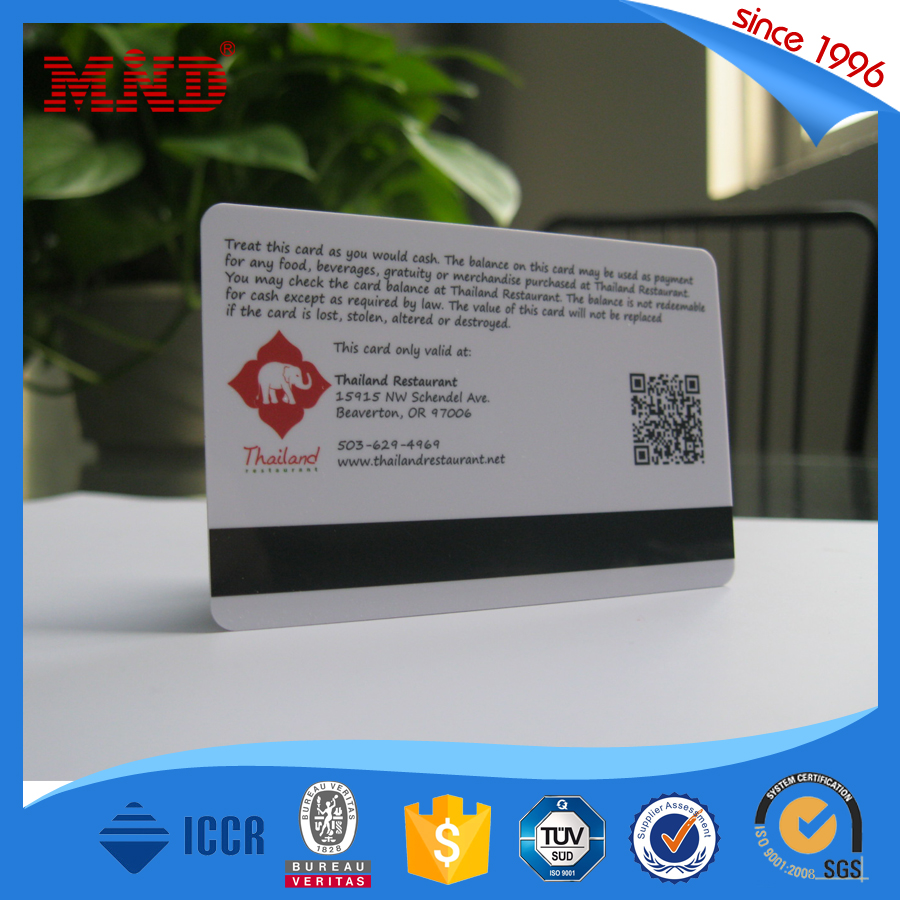 Wholesale cheap price read magnetic stripe cards and read/wtite