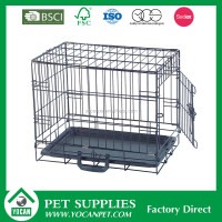 China manufacture various colours wood dog cage