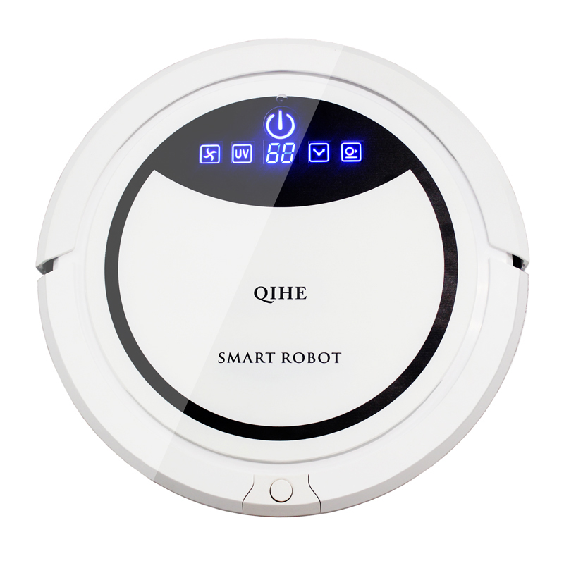 Shenzhen China wholesale high class multifunctional smart vacuum cleaner robot sweep and mop