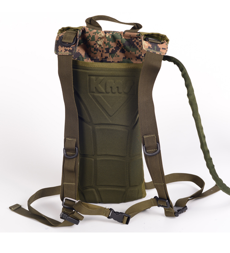 2.5L water bladder backpack hydration pack